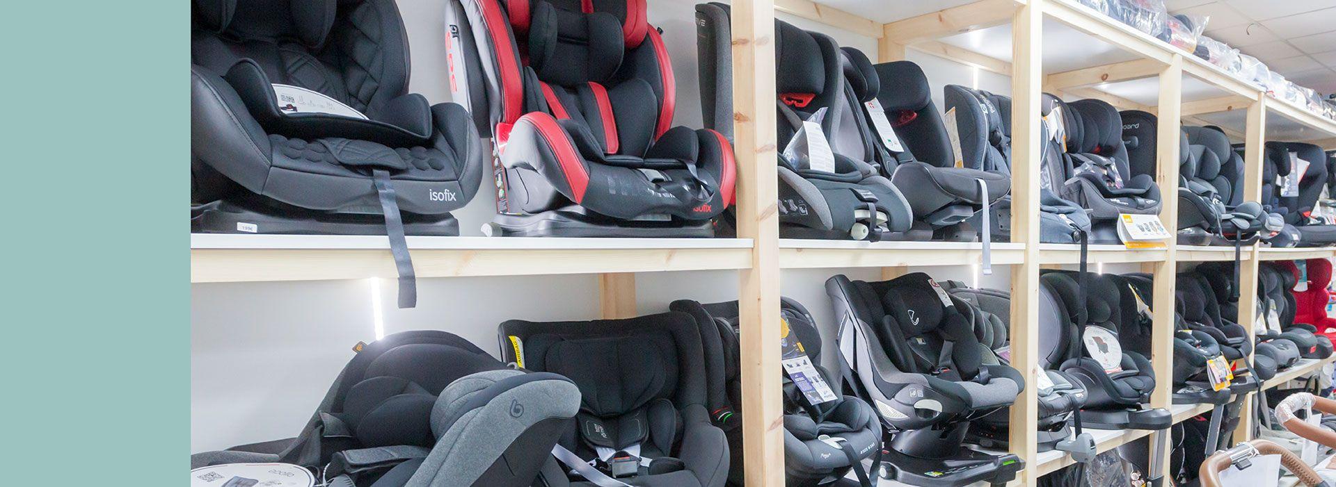 sillitas de bebé